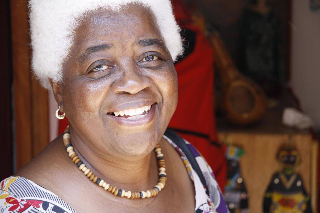 Lillian Masebenza at MhaniGingi