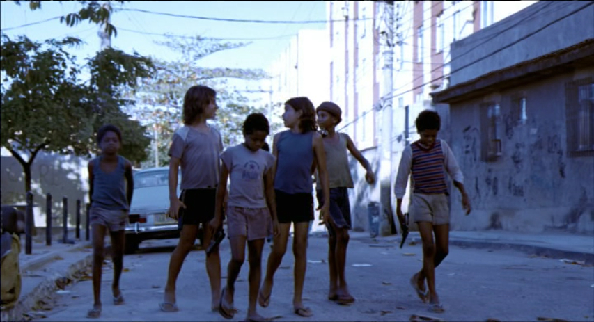 social disorganization in city of god The favela in city of god is so well rendered it becomes a character - cruel, alluring, inescapable, says jo griffin.