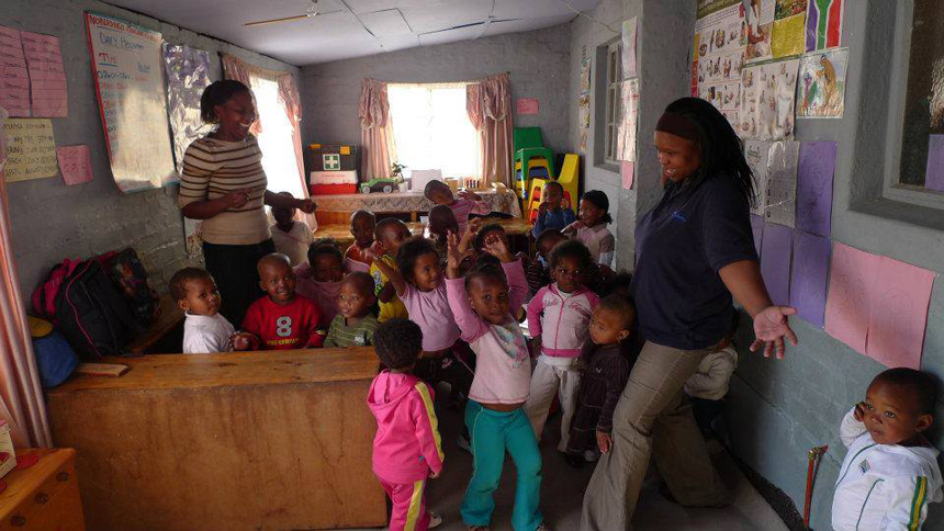 Mhani Gingi Early learning centres in the communities
