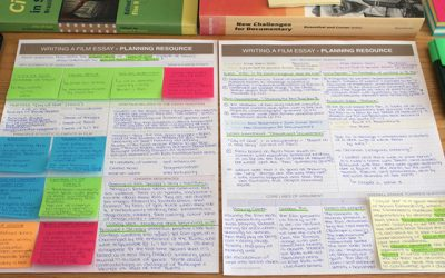 Writing a Film Essay: A Planning Guide