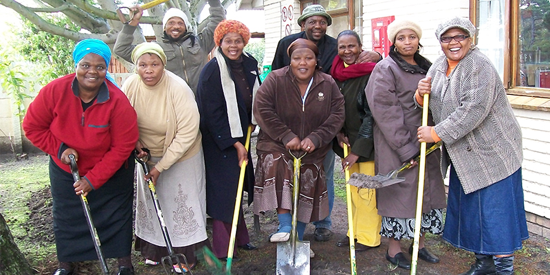 Mhani Gingi: Empowering Industrious Women in South Africa